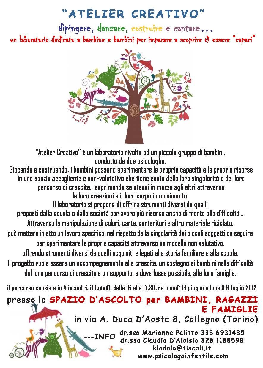 Conosciuto appunti | Marianna Palitto | Psicoterapeuta infantile ~ Torino DR11